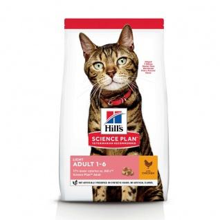 Hill´s Science Plan Feline Adult Light Huhn