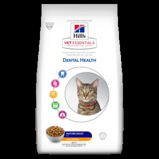 Hills VetEssentials Feline Mature Adult Dental Health