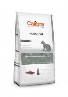 Calibra Cat Expert Nutrition Housecat, Duck & Rice