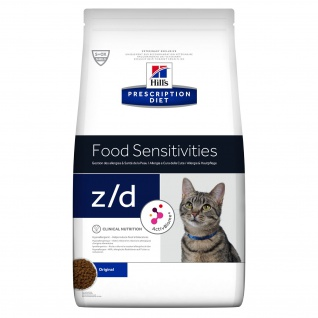 Hill´s Prescription Diet Feline z/d Food Sensitivties Trockenfutter