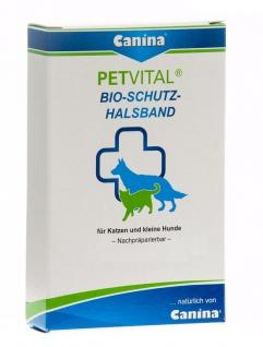Canina Pharma Petvital Bio Schutzhalsband