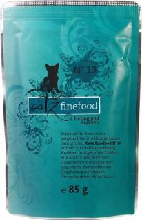 Catz Finefood Hering&Krabben