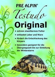 Agrobs Testudo Original Landschildkrötenfutter