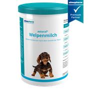 astoral Welpenmilch für Hundewelpen