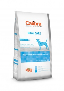 Calibra Dog Expert Nutrition Oral Care, Chicken & Rice