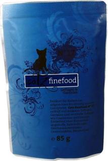 Catz Finefood Geflügel und Garnelen