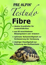 Agrobs Testudo Fibre für alle Landschildkröten