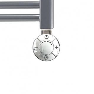 Smart Plus Heizpatrone 600 Watt Chrom für Badheizkörper Heizstab