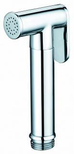 Design WC/Bidet Handbrause Massiv - Rund
