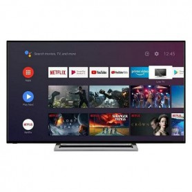 "Smart TV Toshiba 58UA3A63DG 58"" 4K Ultra HD DLED WiFi Schwarz"