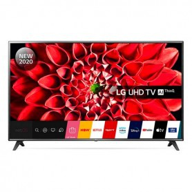 "Smart TV LG 75UN71006LC 75"" 4K Ultra HD LED WiFi Schwarz"