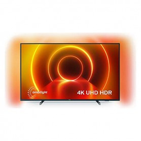 "Smart TV Philips 43PUS7805 43"" 4K Ultra HD LED WiFi Grau"