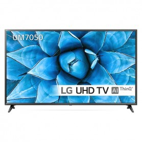 "Smart TV LG 65UM7050 65"" 4K Ultra HD LED WIFI Schwarz"