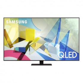 "Smart TV Samsung QE75Q80T 75"" 4K Ultra HD QLED WiFi Grau"