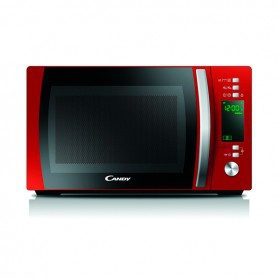 Mikrowelle mit Grill Candy CMXG20DR 20 L 1000W Rot
