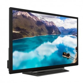 "Smart TV Toshiba 24WK3A63DG 24"" HD Ready LED LAN Schwarz"