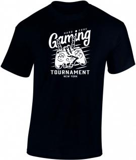 Gaming Tournament Herren T-Shirt T0085