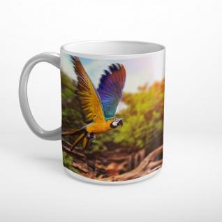 Ara Papagei Tasse T0506