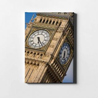 London Big Ben City Leinwand L0416