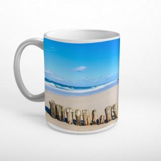 Strand Meer Sylt Tasse T1938