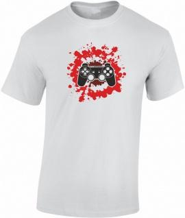 Gaming-Controller Herren T-Shirt T0080