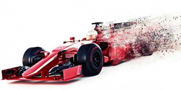 Formel 1 Rennwagen Tasse T0531 - Vorschau 2