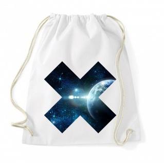 Weltall X Planet Beutel B0108
