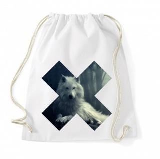 Wolf X Wald Beutel B0165
