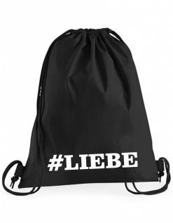 Hashtag Liebe Beutel B0005