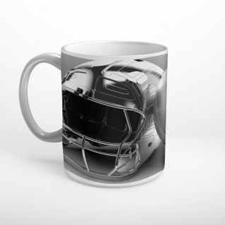 American Football Ball Helm Tasse T0986