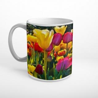 Tulpen Blumen Tasse T1819