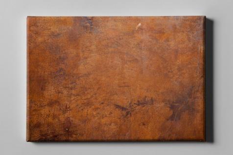Metall Effekt Rost Industrial Art Leinwand L0221