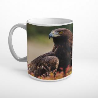 Adler Vogel Tasse T0397