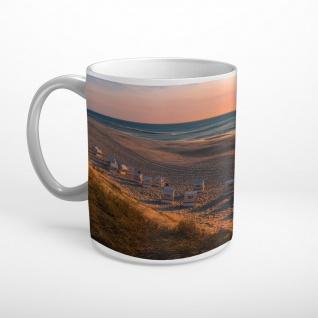 Sylt Strand Meer Tasse T1362