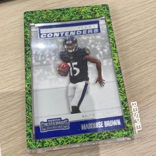 Skin Aufkleber für Football Trading Card Magnetholder - 10er Pack - Vorschau 2