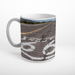 Route 66 Highway USA Tasse T1905