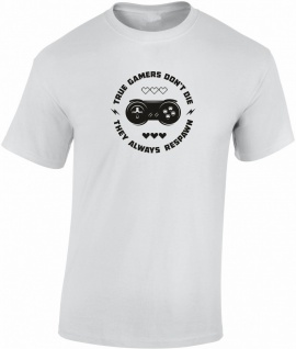 Gamer Die Herren T-Shirt T0082