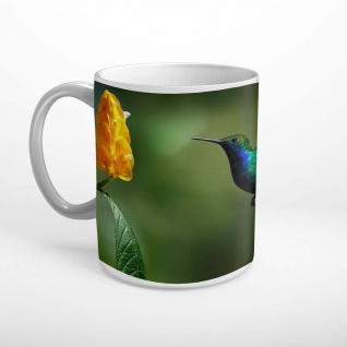 Kolibri Vogel Tier Tasse T2055