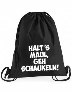 Halts Maul Beutel B0048