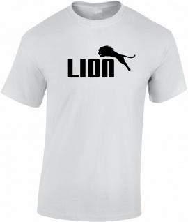 Lion Herren T-Shirt T0054