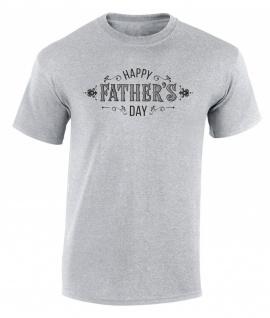 Happy Father's Day Vatertag T-Shirt T0132 - Vorschau 2