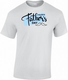 Happy Father's Day Vatertag T-Shirt T0139 - Vorschau 3