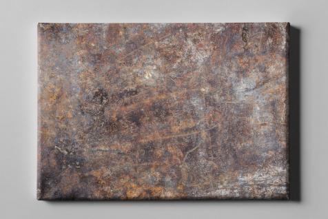 Metall Effekt Rost Industrial Leinwand L0213