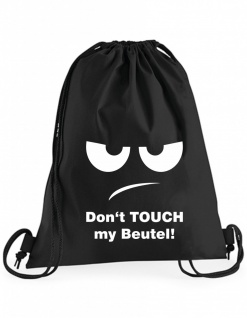 Don't Touch my Beutel B0001