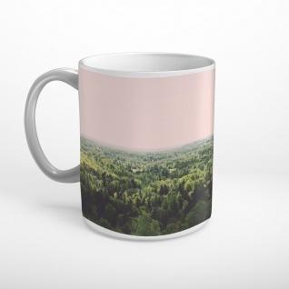 Wald Landschaft Natur Tasse T2207