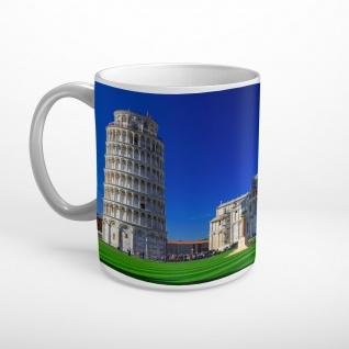 Schiefe Turm von Pisa Italien Tasse T1988