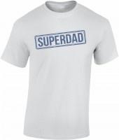 Super Dad Papa Vatertag T-Shirt T0152 - Vorschau 3