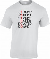 Father Vater Vatertag T-Shirt T0129 - Vorschau 3