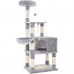 Nancys Kratz - Spielhaus für Katzen - Klimboom 148cm - Kratzbäume