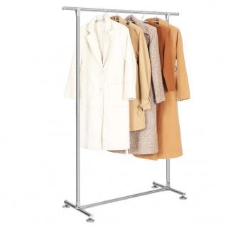 Nancys Metallkleiderständer - Storage Rack Kleidung - Kleiderbügel - Kleidung Norm